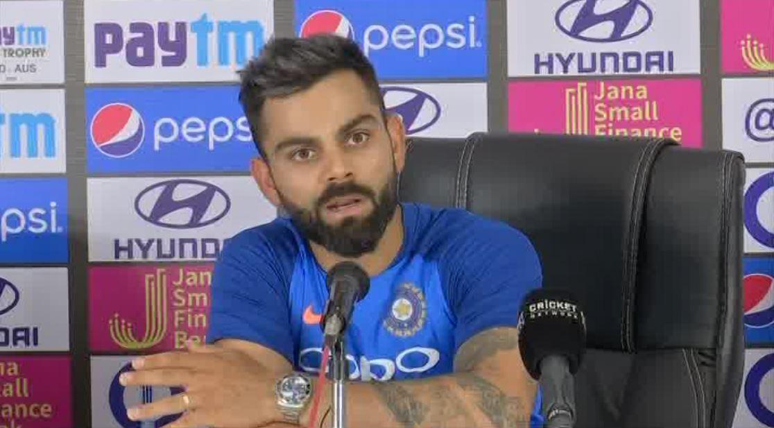 ... तो इस वजह से अम्बाती रायडू की जगह विजय शंकर को मिली विश्व कप की टीम में जगह, स्वयं विराट कोहली ने उठाया राज पर से पर्दा 1