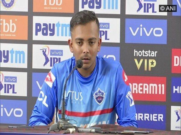 IPL 2019: पृथ्वी शाॅ ने बताया वजह क्यों नहीं मिलेगी उन्हें विश्वकप 2019 में जगह