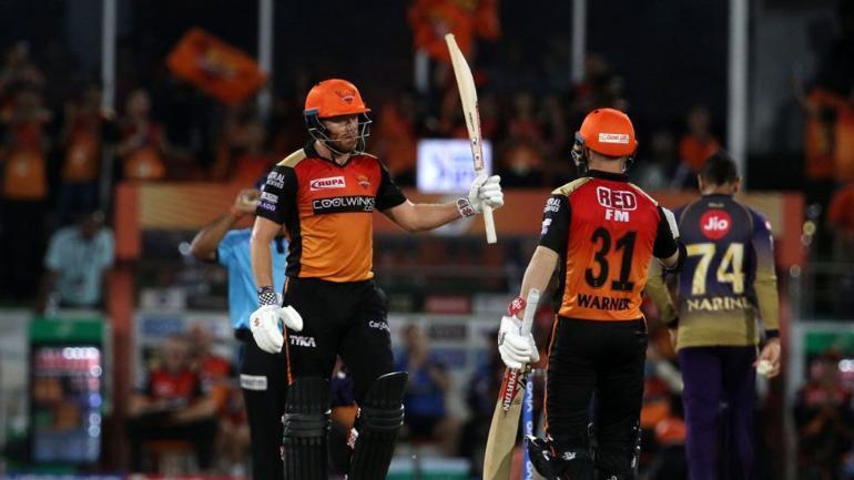 आईपीएल 2019: सनराइजर्स हैदराबाद के लिए खुशखबरी, स्टार खिलाड़ी की देश वापसी की तारीख आगे बढ़ी 1