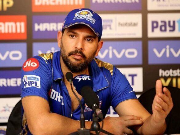 कोलकाता नाईट राइडर्स के खिलाफ हार्दिक पंड्या के 91 रनों की पारी है सर्वश्रेष्ठ : युवराज सिंह 59