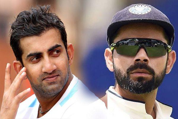 विश्व कप 2019: गौतम गंभीर ने इस खिलाड़ी को बताया भारतीय कप्तान विराट कोहली का उत्तराधिकारी