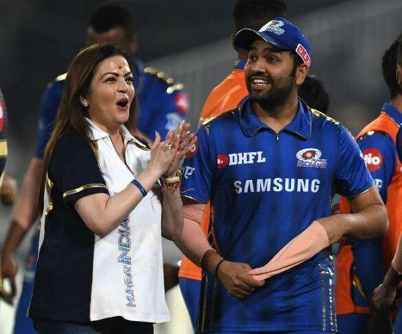 आखिर स्टेडियम में होने के बाद भी क्यों मुंबई इंडियन्स को जीतता हुआ नहीं देख पाई नीता अंबानी, ये रही वजह 13