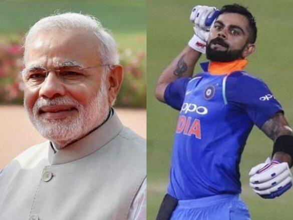 विराट कोहली और सौरव गांगुली के साथ मीटिंग करेंगे प्रधानमंत्री नरेंद्र मोदी 28