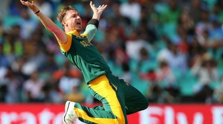 भारत-अफ्रीका मैच से पहले चोट के चलते डेल स्टेन पूरे विश्व कप से हुए बाहर 3