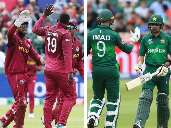 पाकिस्तान के खिलाफ वेस्टइंडीज ने जीता टॉस गेंदबाजी का किया फैसला ये हैं दोनों देशों की टीमें 2