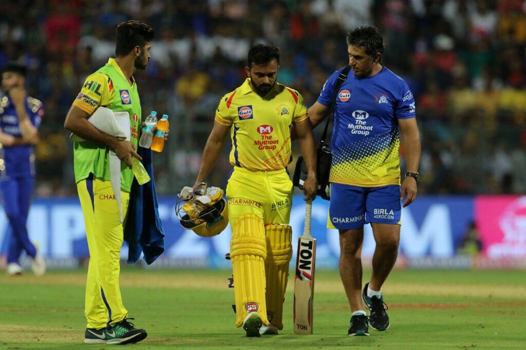 IPL 2019: केदार जाधव चेन्नई की टीम से हुए बाहर ये खिलाड़ी ले सकता है प्लेऑफ में उनकी जगह 4