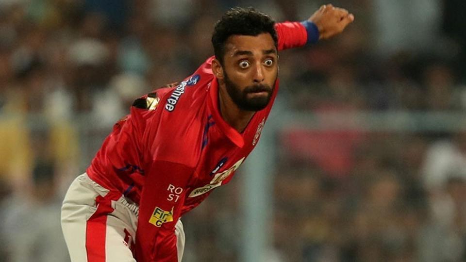 Kings XI spinner Varun out of IPL