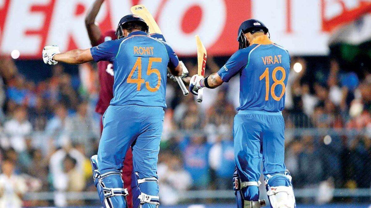 विराट कोहली vs रोहित शर्मा: विश्व कप 2015 के बाद से वनडे क्रिकेट में किसका पलड़ा भारी