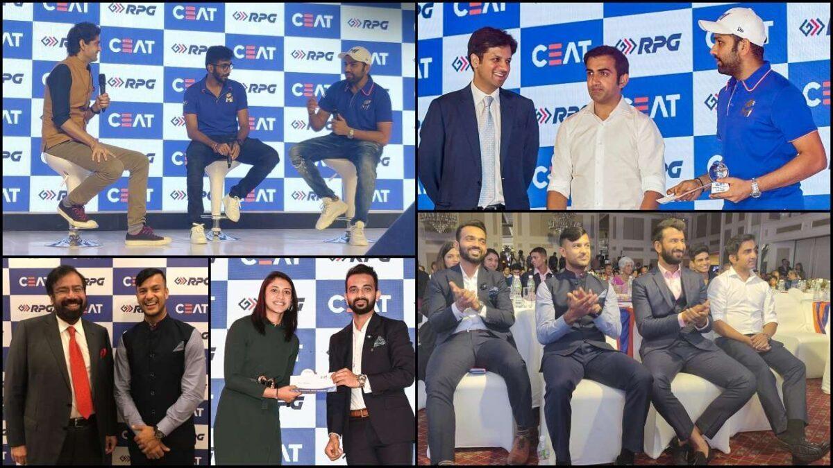 CEAT टायर अवार्ड: आईपीएल खत्म होने के बाद रोहित शर्मा को मात देकर विराट कोहली ने जीता ये अवार्ड