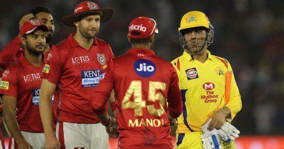 आईपीएल-12 : पंजाब से होगा आज चेन्नई का सामना 12