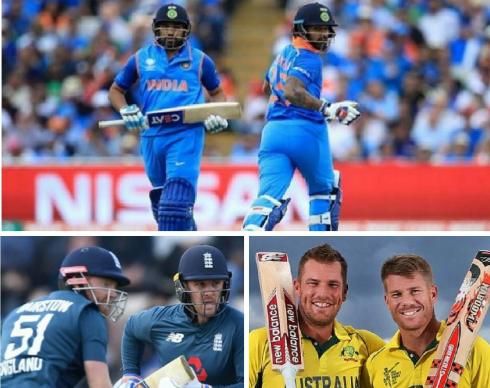 आईसीसी ने पूछा किस देश की ओपनिंग जोड़ी है सबसे मजबूत, लोगों ने बताया इन 2 खिलाड़ियों का नाम