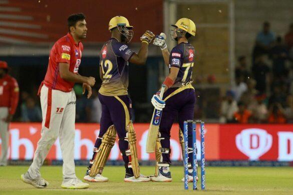 KXIPvsKKR : शुभमन गिल की शानदार पारी के दम पर केकेआर ने पंजाब को 7 विकेट से हराया 48