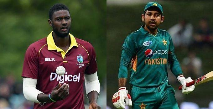 पाकिस्तान के खिलाफ वेस्टइंडीज ने जीता टॉस गेंदबाजी का किया फैसला ये हैं दोनों देशों की टीमें 3
