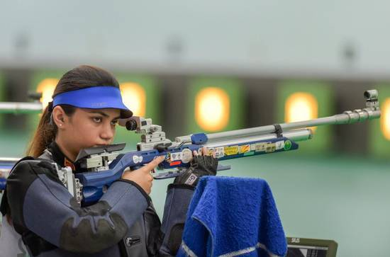 Shooting ranking: World number -1 became unpredictable
