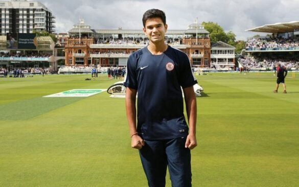 Mumbai T20 league: Arjun Tendulkar sold in 5 lakhs