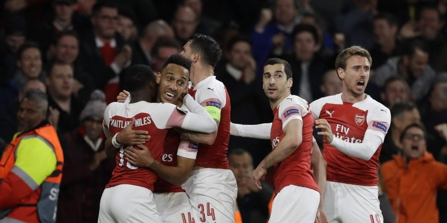 यूरोपा लीग : वेलेंसिया के खिलाफ आर्सेनल को मिली अहम जीत