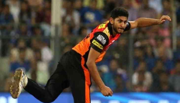 आईपीएल 2019: केन विलियमसन ने खोला राज, इस वजह से दिया था बेसिल थम्पी को पारी का 18वां ओवर 2