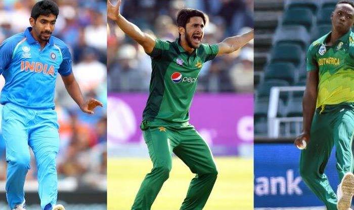 जसप्रीत बुमराह vs कगिसो रबाडा vs हसन अली: वनडे क्रिकेट में आंकड़ों के हिसाब से कौन बेहतर