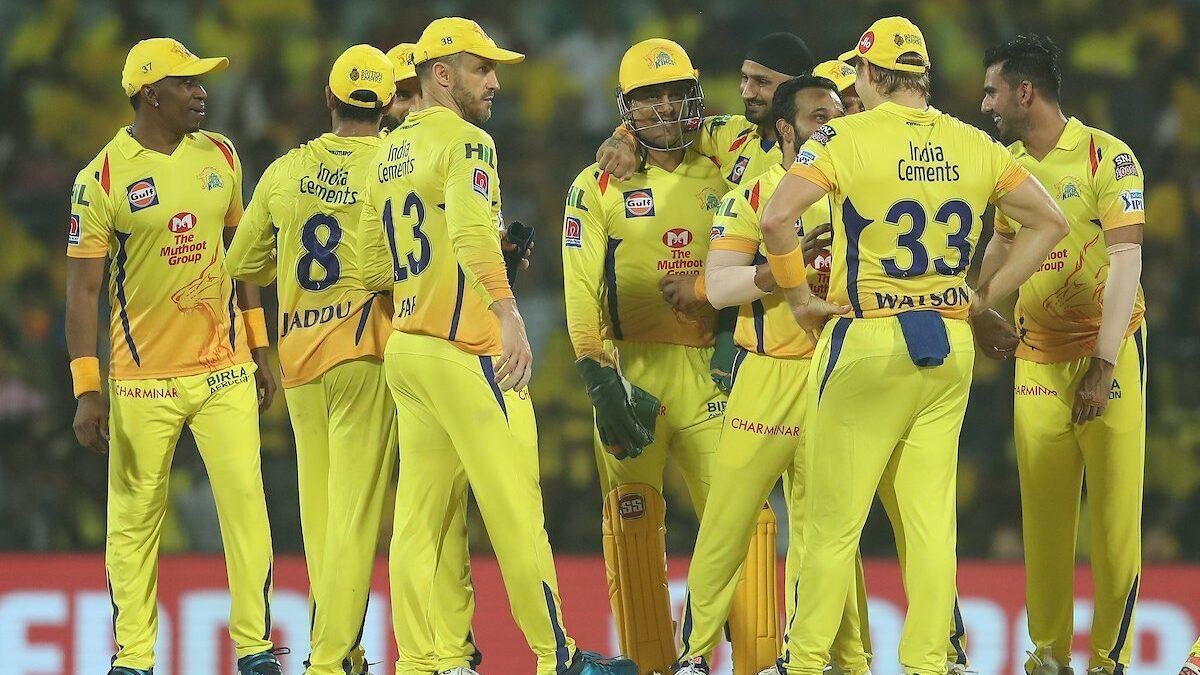 महेंद्र सिंह धोनी की कप्तानी वाली चेन्नई सुपर किंग्स ने सुधार ली ये गलती तो आज जीतना है तय!
