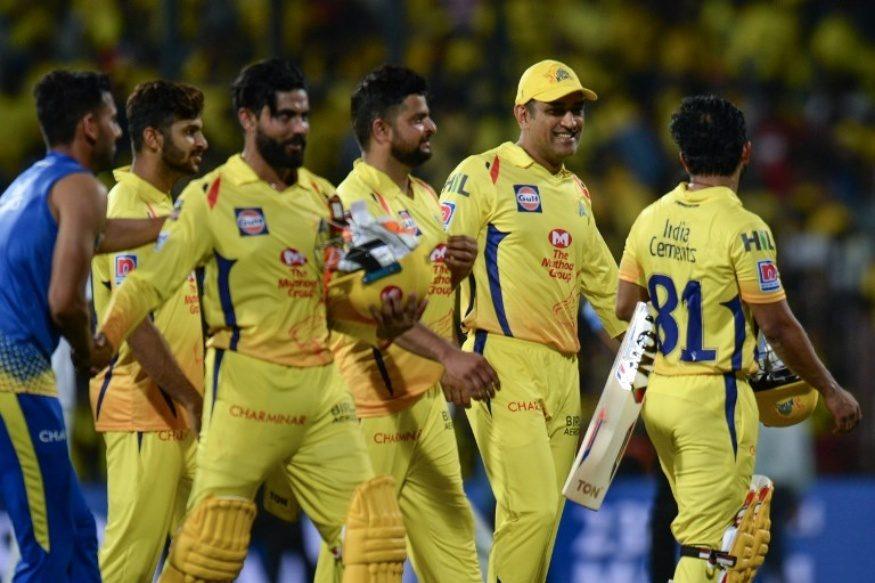 महेंद्र सिंह धोनी की कप्तानी वाली चेन्नई सुपर किंग्स ने सुधार ली ये गलती तो आज जीतना है तय! 1