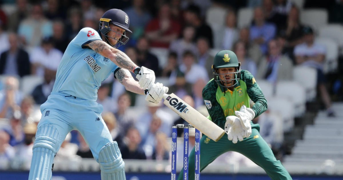 ICC CRICKET WORLD CUP 2019: ENG vs SA स्टैट्स: मैच में बने कुल 8 बड़े रिकॉर्ड, मॉर्गन रचा विश्व इतिहास 3