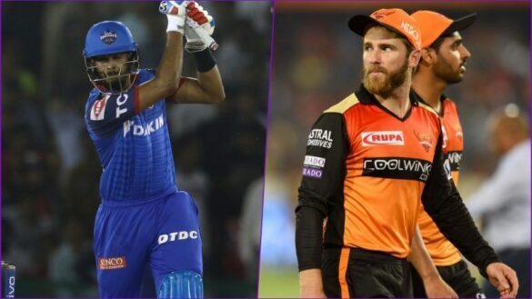 आईपीएल 2019: DI vs SRH: दिल्ली कैपिटल्स और सनराइजर्स हैदराबाद में से यह टीम जीतेगी एलिमिनेटर मुकाबला! 8