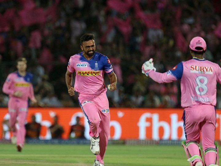 आईपीएल 2019: सोशल मीडिया पर एक यूजर ने दी जयदेव उनादकट को अकादमी में दाखिला लेने की सलाह, मिला यह जवाब 3