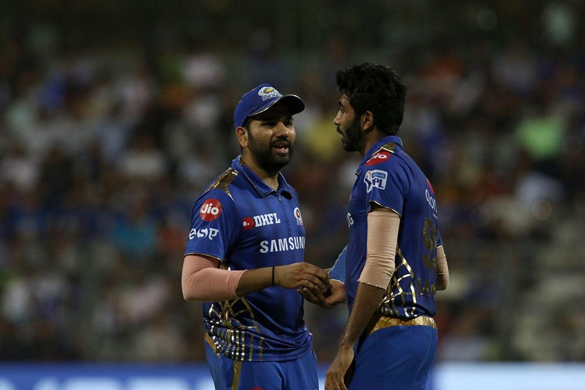 आईपीएल 2019: जसप्रीत बुमराह ने पूछा हार्दिक पांड्या से उनकी तूफानी बल्लेबाजी का राज मिला यह जवाब 2