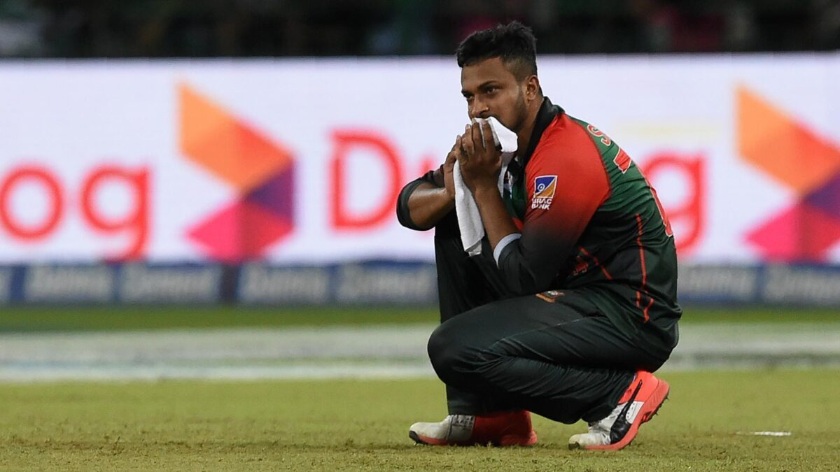 विश्व कप 2019: विश्व कप से पहले शाकिब अल हसन से नाराज बांग्लादेश क्रिकेट बोर्ड, अध्यक्ष ने खुद जाहिर की नाराजगी