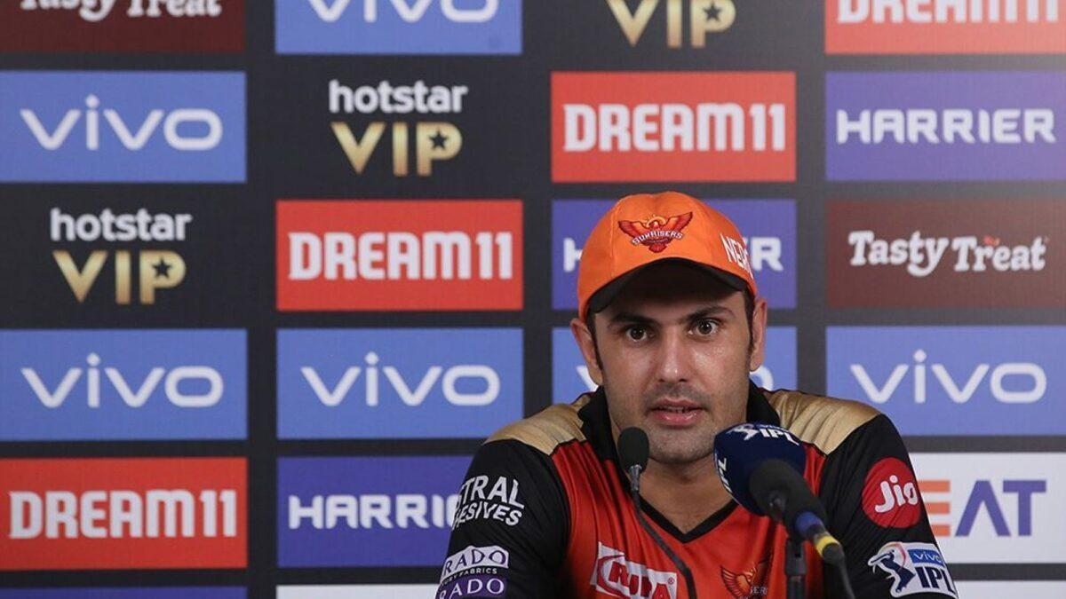 मुंबई से मिली हार के बाद हैदराबाद की टीम के इस खिलाड़ी की तारीफों के पुल बांधते हुए नजर आये नबी, बुमराह को लेकर भी दिया बड़ा बयान