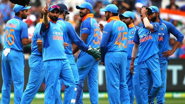 आईसीसी की ताजा ट्वेंटी-20 रैंकिंग में पाकिस्तान टीम के खिलाड़ियों ने मचाई धूम, भारतीय टीम को हुआ बड़ा नुकसान