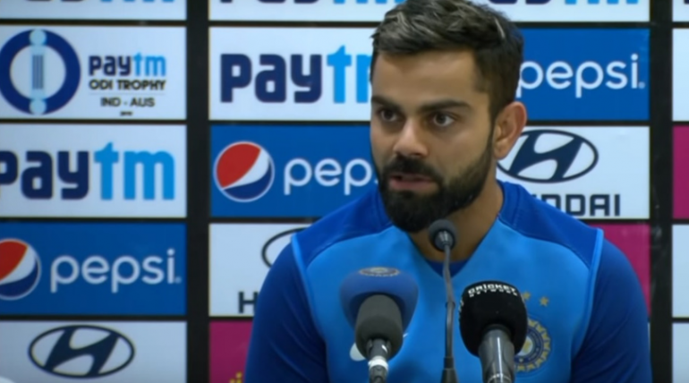 CWC19- वार्मअप मैचों में रोहित शर्मा और शिखर धवन की नाकामी के बाद ये क्या कह गए कप्तान विराट कोहली