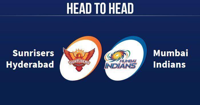SRHvsMI : टॉस रिपोर्ट : मुंबई इंडियंस ने जीता टॉस, इस प्रकार है दोनों टीमों की प्लेइंग इलेवन 1