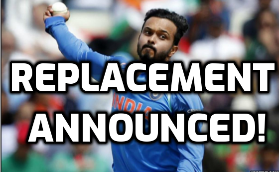REPORTS: अक्षर पटेल होंगे चोटिल केदार जाधव की जगह भारतीय विश्व कप टीम का हिस्सा