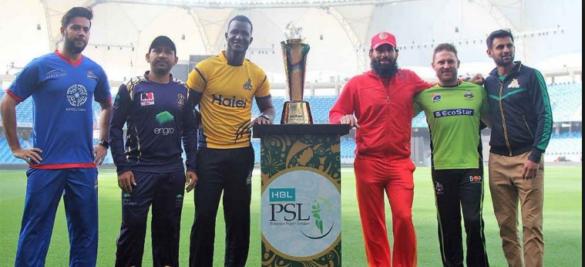 पाकिस्तान सूपर लीग 2019 की यह ड्रीम टीम आईपीएल चैंपियन मुंबई इंडियंस को आसानी से दे सकती हैं मात 19