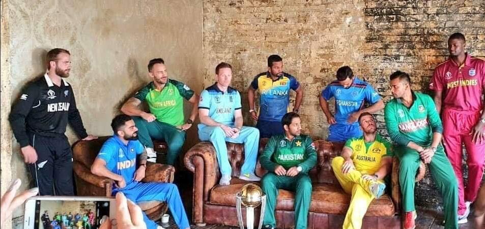 ICC CRICKET WORLD CUP 2019: दिग्गज खिलाड़ी ने इन 2 टीमों को बताया भारत और इंग्लैंड के लिए खतरा 1