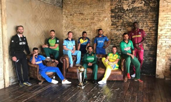 ICC CRICKET WORLD CUP 2019: दिग्गज खिलाड़ी ने इन 2 टीमों को बताया भारत और इंग्लैंड के लिए खतरा 5