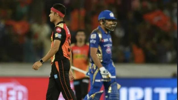 SRHvsMI : टॉस रिपोर्ट : मुंबई इंडियंस ने जीता टॉस, इस प्रकार है दोनों टीमों की प्लेइंग इलेवन 3