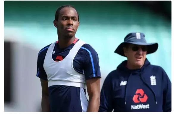 इंग्लैंड की टीम के हेड कोच ने दिए बड़े संकेत जोफ्रा आर्चर नहीं, बल्कि यह खिलाड़ी खेल सकता हैं विश्व कप 27