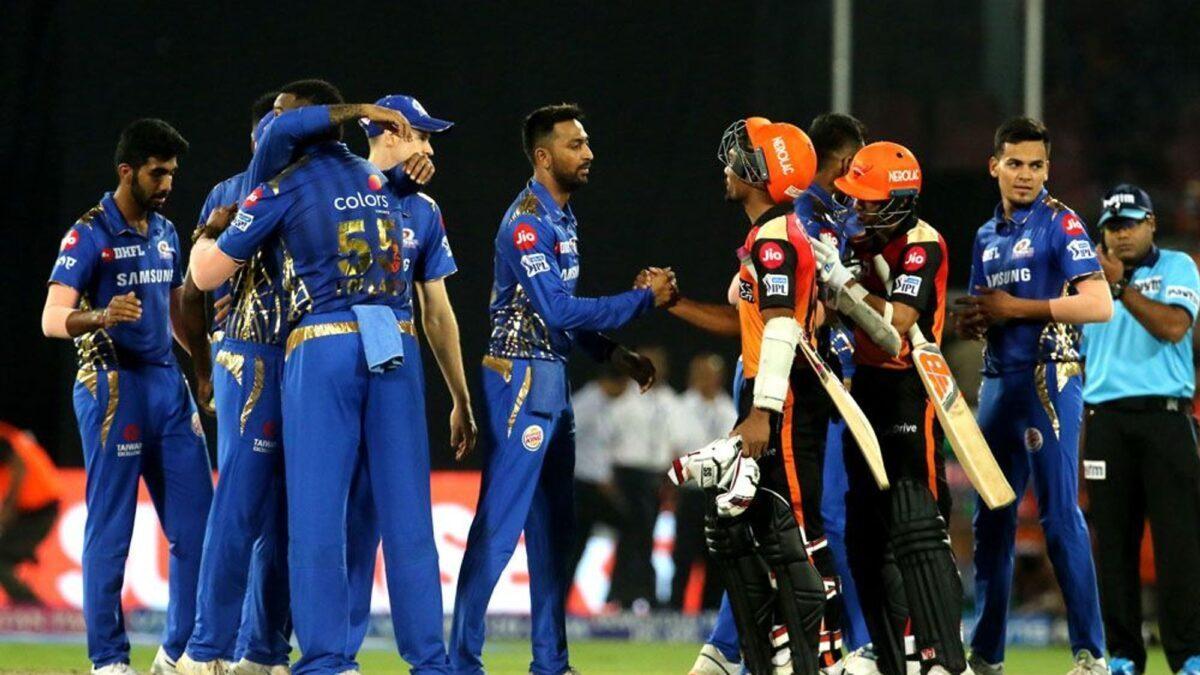 आईपीएल प्लेऑफ: मुंबई इंडियंस और सनराइजर्स हैदराबाद के मैच का बाकी टीम पर पड़ेगा ये प्रभाव