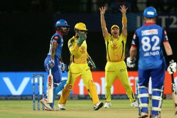 CSK vs DC : Qualifier 2 : मैच में बने 8 रिकार्ड्स, चेन्नई सुपर किंग्स ऐसा करने वाली बनी पहली टीम 28