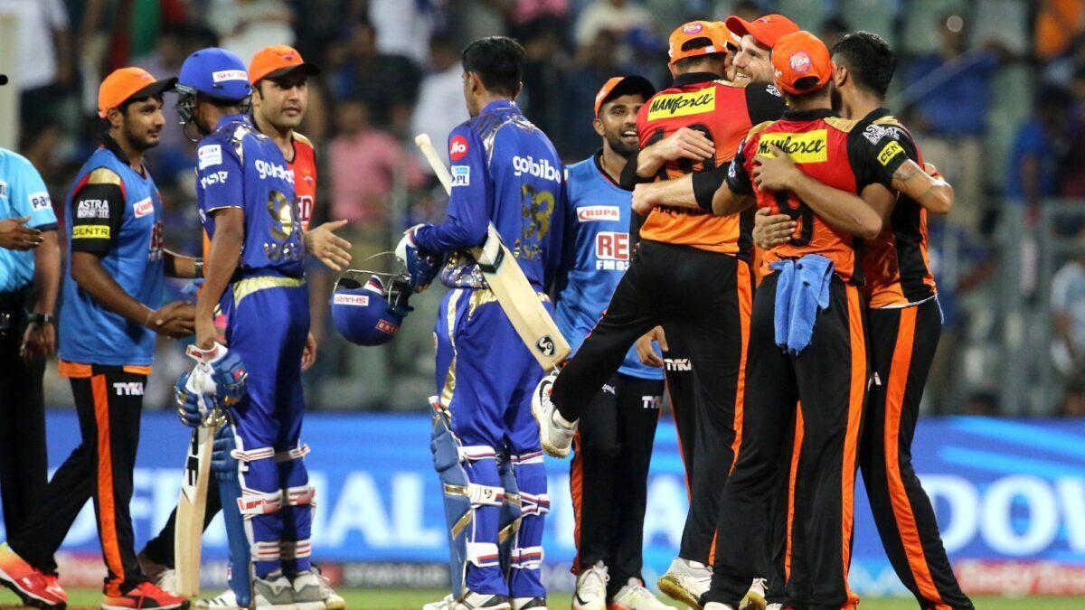 MIvsSRH: मुंबई इंडियंस दो और हैदराबाद एक बदलाव के साथ करेगी एक दूसरे का आमना-सामना