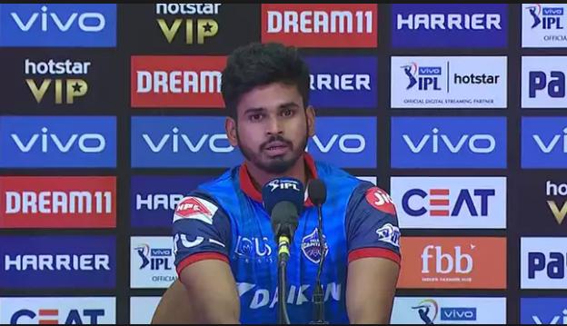 CSKvsDC: दिल्ली कैपिटल्स की हार से निराश कप्तान श्रेयस अय्यर ने इन्हें माना इसका जिम्मेदार