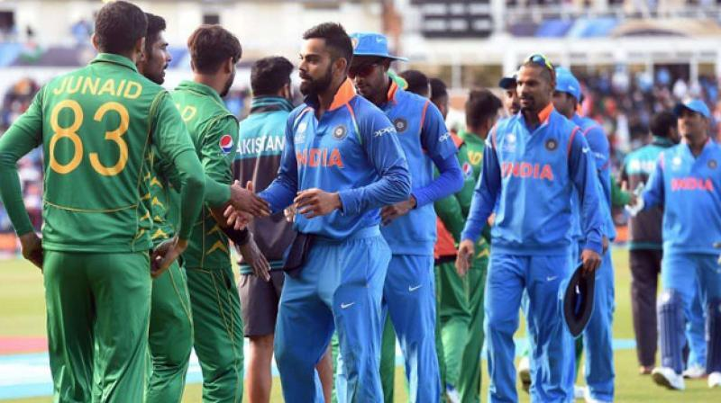 विश्व कप में भारत-पाकिस्तान प्रतिद्वंद्विता पर फिल्म
