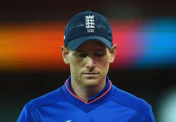विश्व कप के प्रबल दावेदार माने जा रहे इंग्लैंड को लगा तगड़ा झटका, आईसीसी ने कप्तान ओएन मोर्गन को किया सस्पेंड