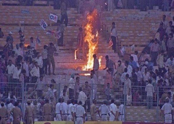 इतिहास के पन्नों से: जब दर्शकों की वजह से भारत हुआ विश्व कप से बाहर, स्टेडियम में कर दी ये शर्मनाक हरकत 25