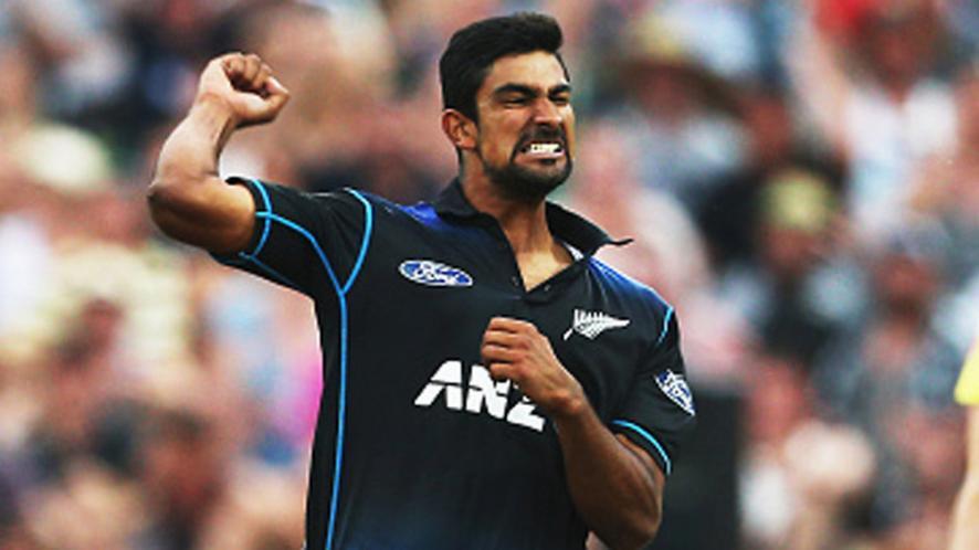 Image result for कीवी गेंदबाज ईश सोढ़ी