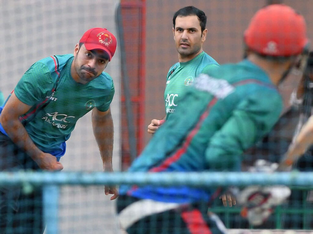 अफगानिस्तान के मुख्य चयनकर्ता ने राशिद खान और मोहम्मद नबी को दिया जवाब इस वजह से विश्व कप से पहले बदला कप्तान 1