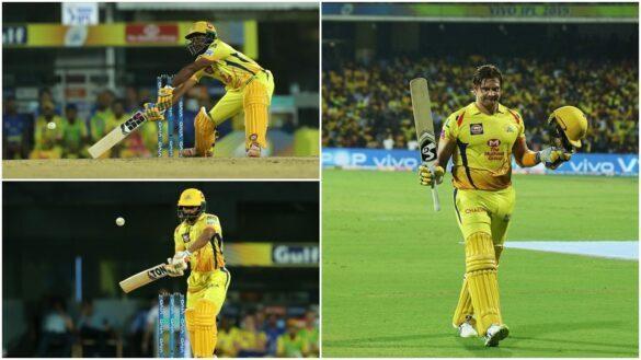 प्लेऑफ में पहुंचने के बाद भी इन 3 खिलाड़ियों को चेन्नई सुपर किंग्स से बाहर का रास्ता दिखा सकते हैं महेंद्र सिंह धोनी 33