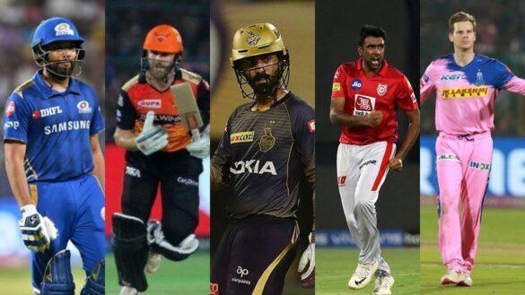 आईपीएल 2019: 5 टीमों में से इन दो टीमों के प्लेऑफ़ में पहुंचने की उम्मीदें हैं सबसे ज्यादा, ये रहा सभी टीमों का समीकरण 80